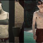ELLIOT PAGE trans con abdominales que parecen falsos?